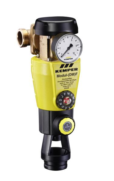 Gut gemocht Druckminderer und Filter - Gebr. Kemper GmbH + Co. KG SA15